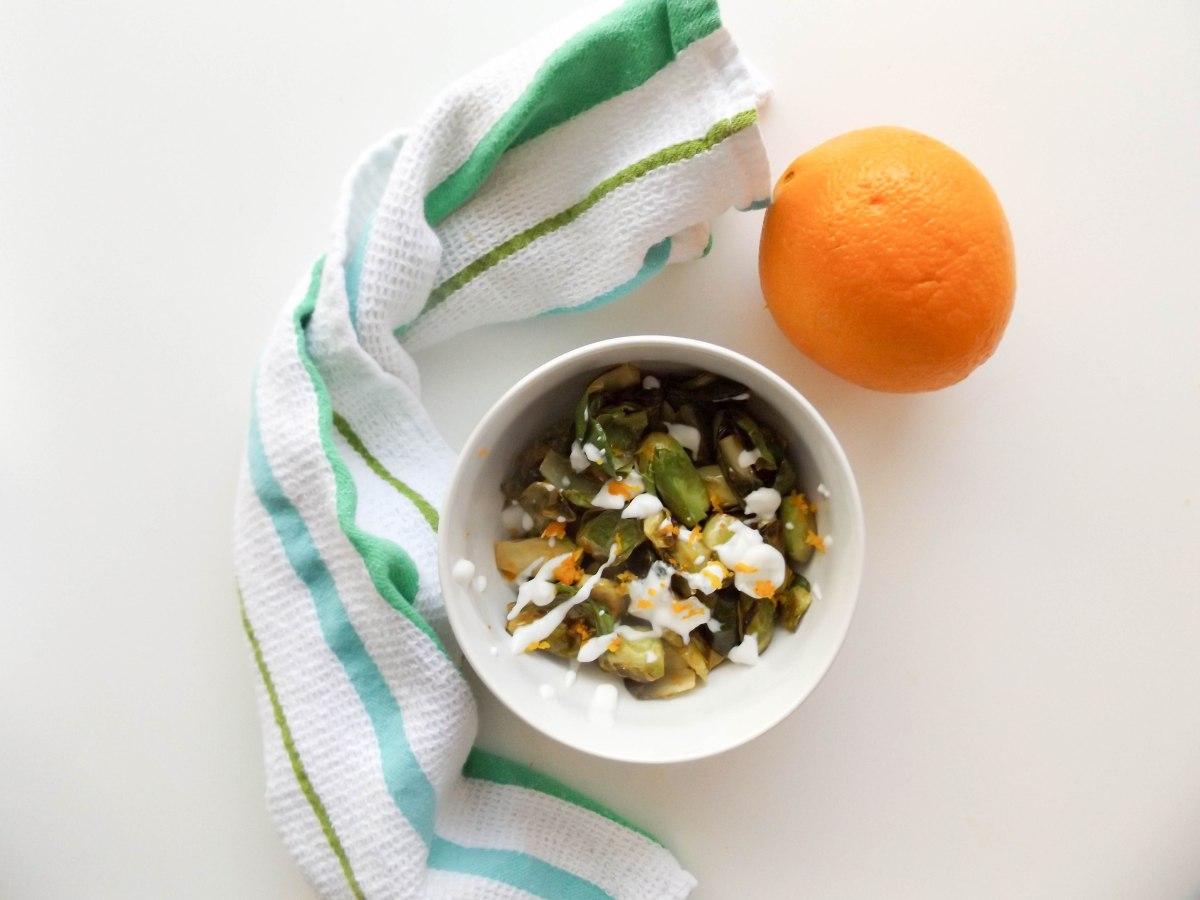 Orange Brussels with mint yogurt (1 of 1)-2