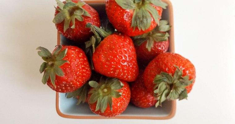 Ingredient of the week: Strawberries