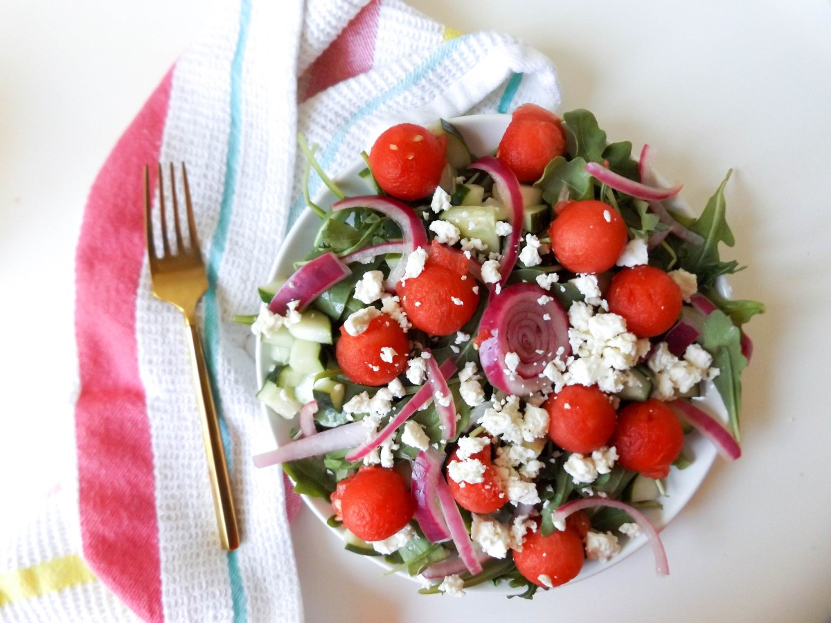 watermelon feta salad (1 of 1)-5