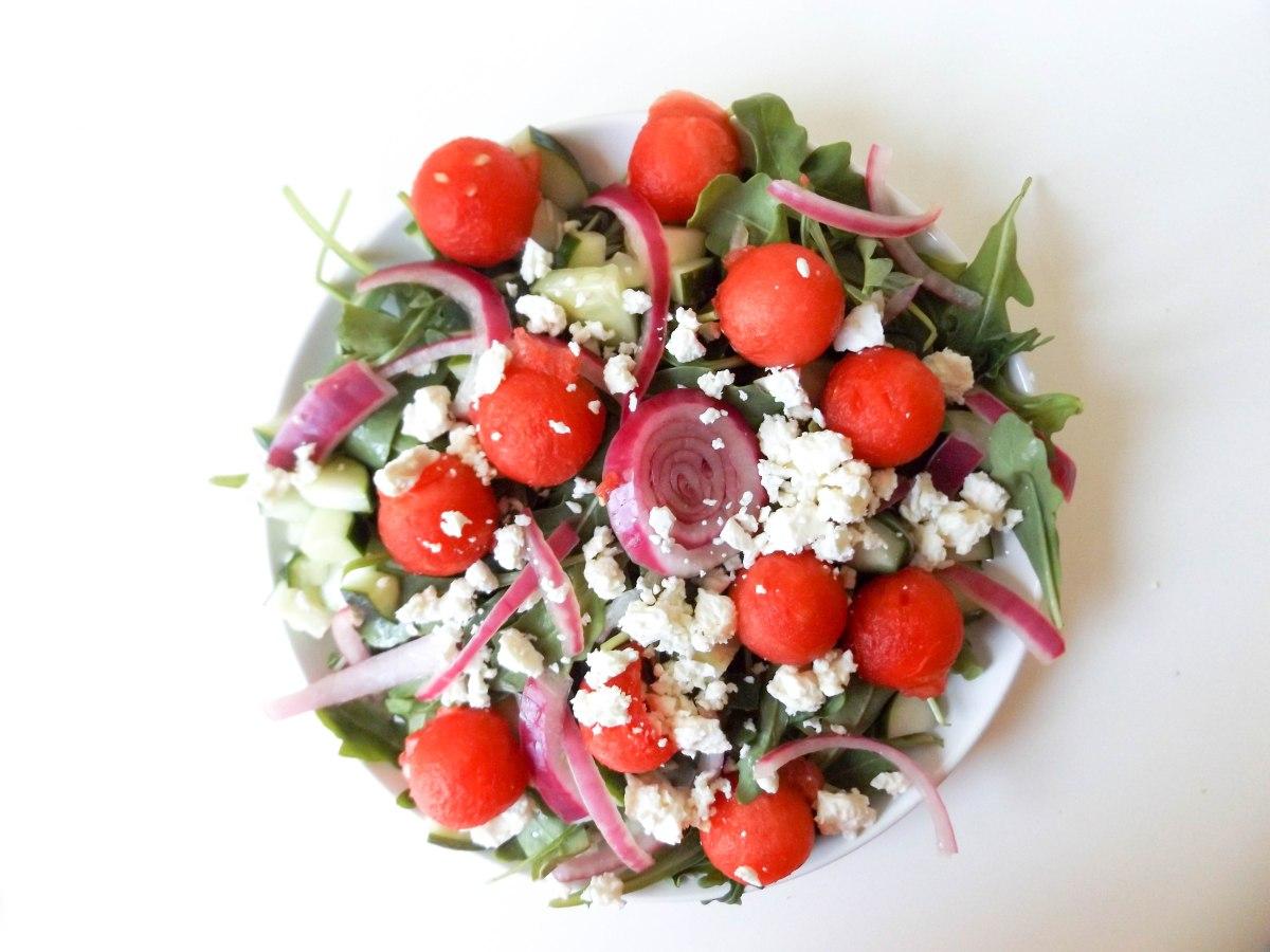 watermelon feta salad (1 of 1)-6