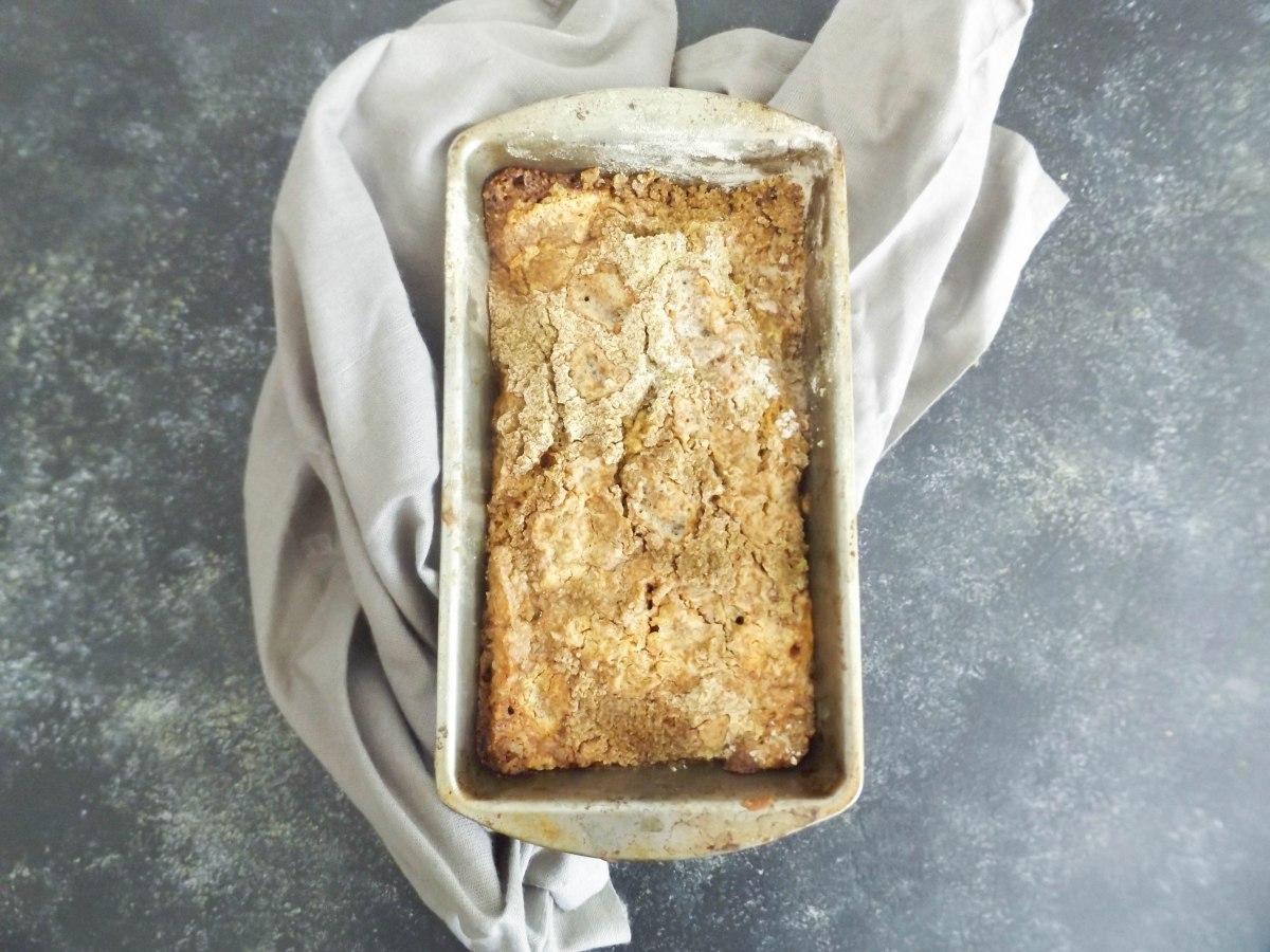 matcha zucchini bread-11