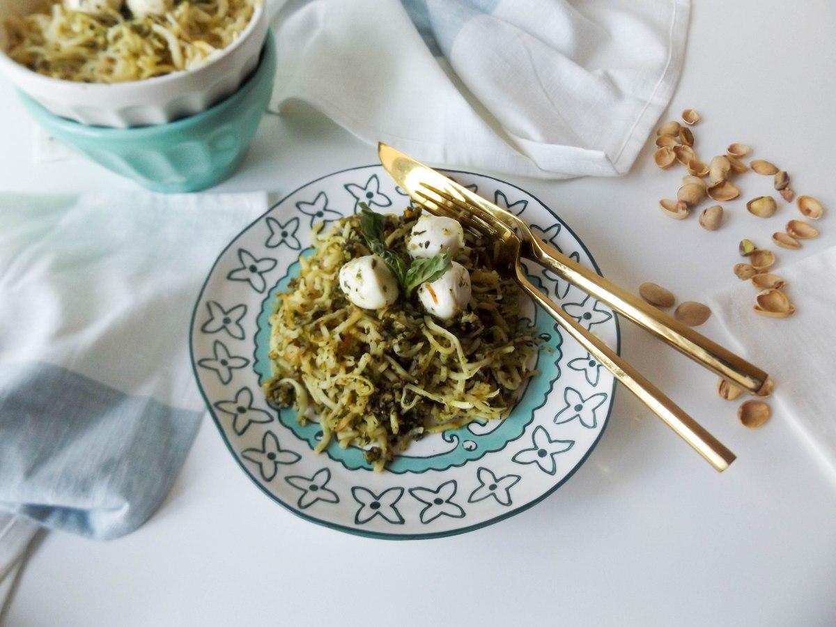 parsnip noodles pistachio pesto-8