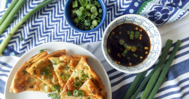 Scallion Pancakes-Two Ways