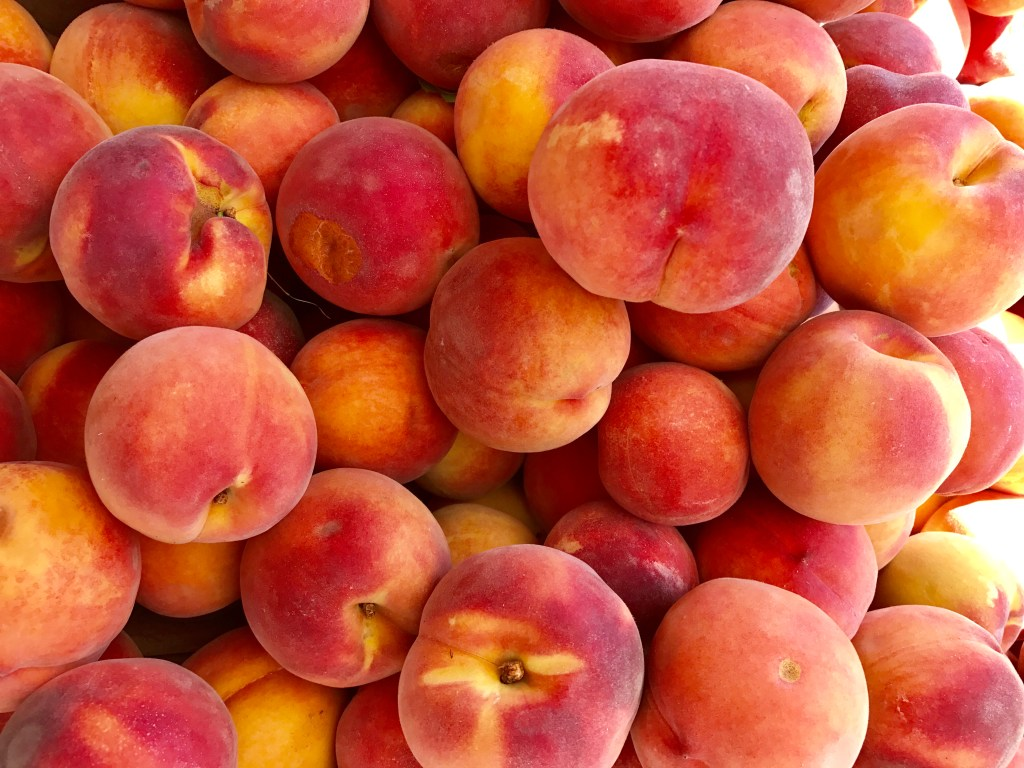 Ingredient of the week: Peaches