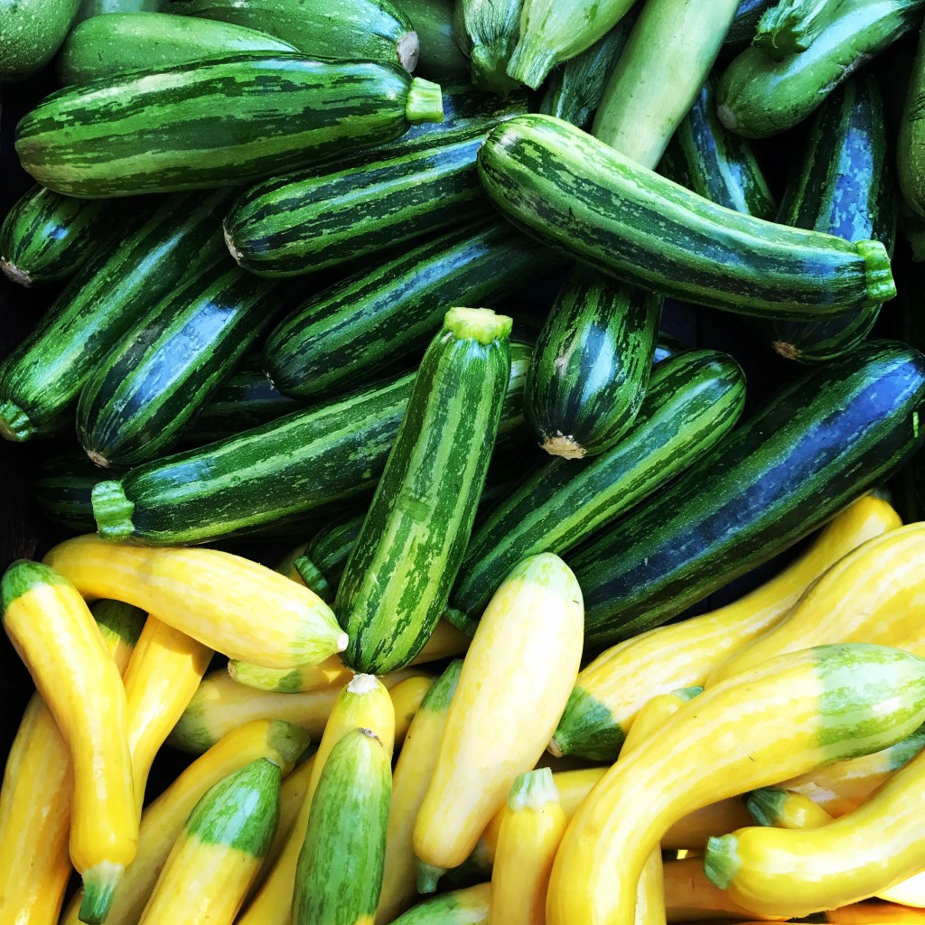 Ingredient of the week: Summer Squash