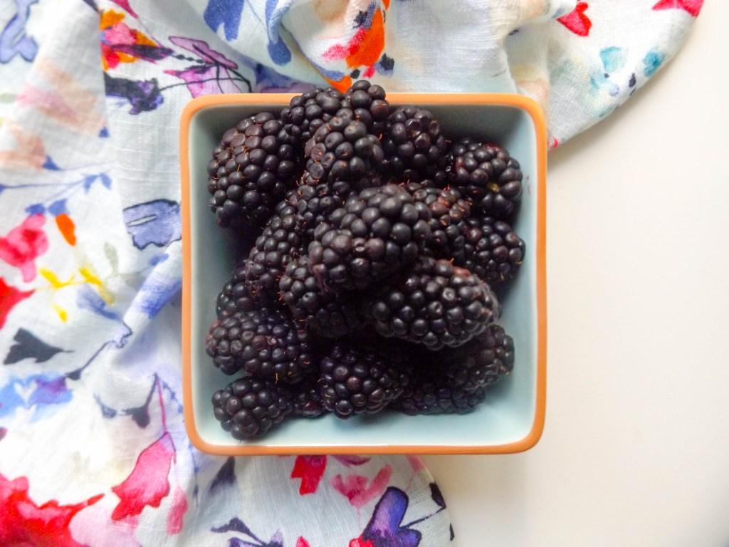 Ingredient of the week: Blackberries