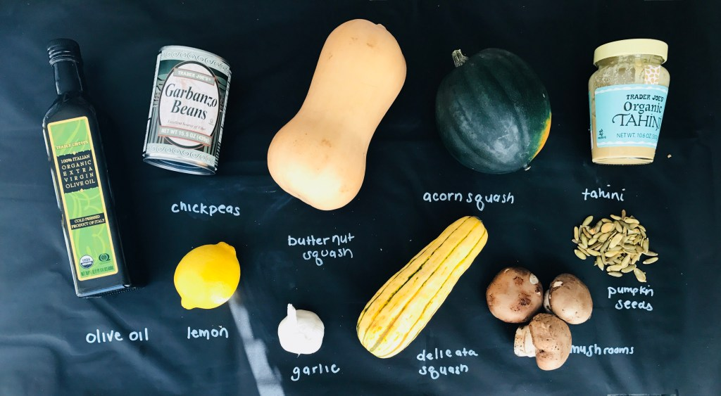Winter Squash Hummus