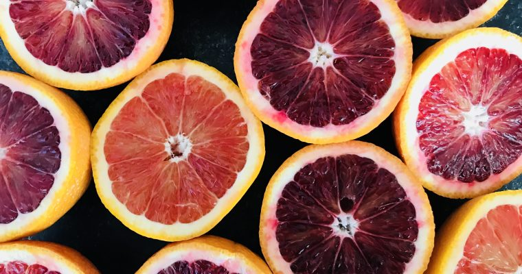 Featured Ingredient: Blood Orange