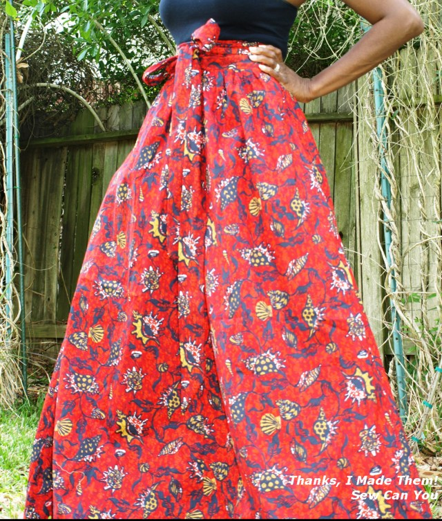 African Dress Patterns For Sewing Thanks I Made Them African Inspired Full Maxi Skirt