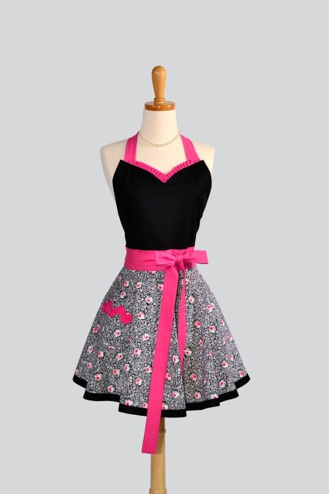 Apron Sewing Pattern Apron Flirty Super Hot Flirty Apron Pattern Free Apron
