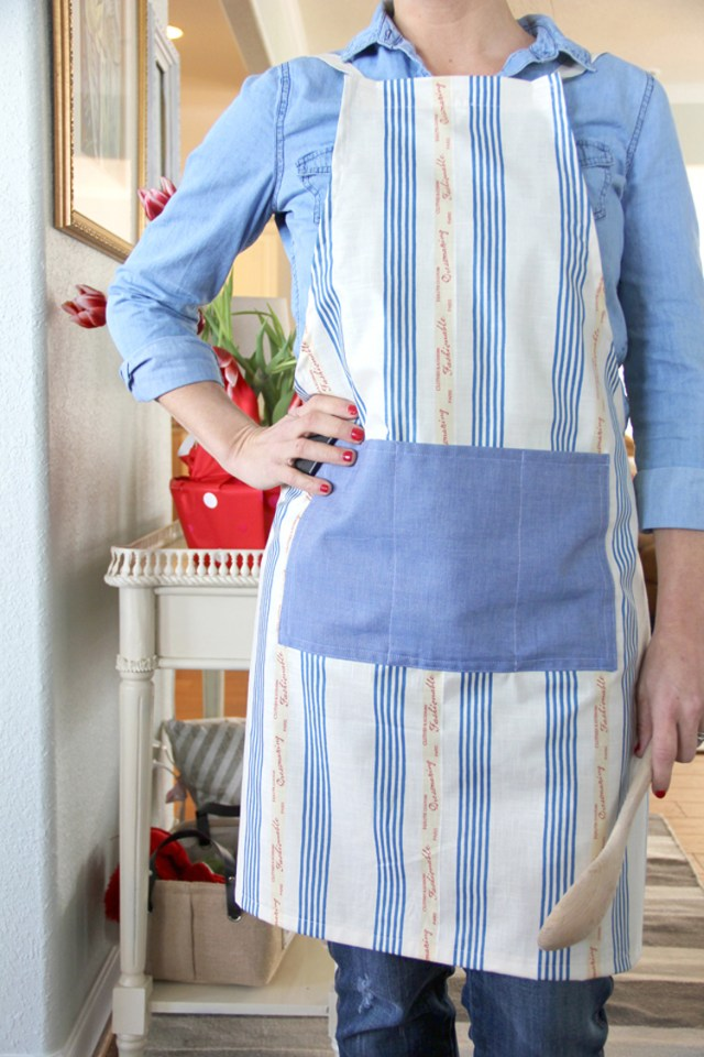 Apron Sewing Pattern Unisex Apron Pattern The Sewing Rabbit