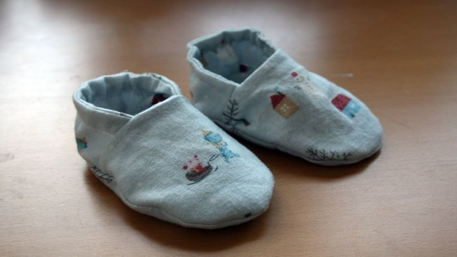 Baby Booties Sewing Pattern Sewing Crafts For Ba Gifts Youtube