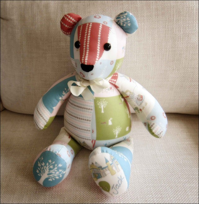 Bear Sewing Pattern Memory Bear Pattern Free Emily Pinterest Teddy Bear Sewing