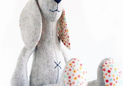 Bunny Sewing Pattern Bunny Rabbit Sewing Pattern Stuffed Toy Sewing Pattern