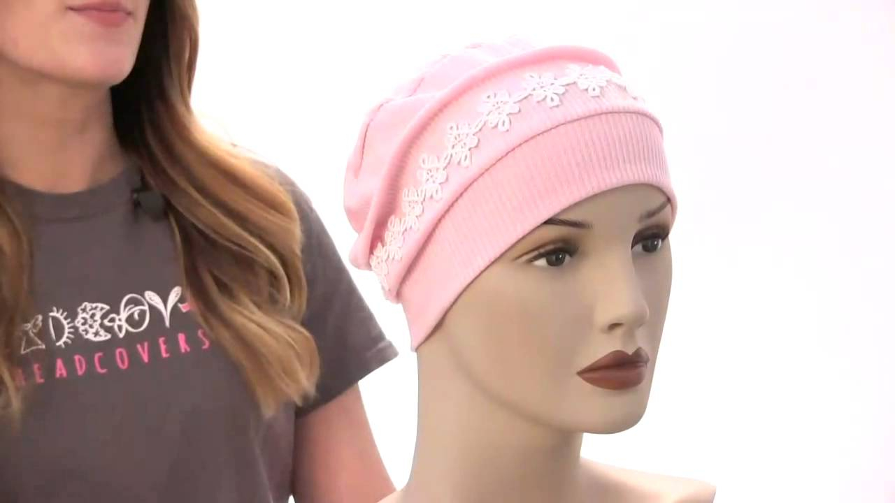 Turban Hat Snood Fabric Sewing Pattern w//Scarf Mail Order # 3300 Chemo Cancer