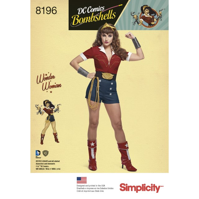 Cosplay Sewing Patterns How Mccalls Simplicity And Jo Anns Entered The Cosplay Market