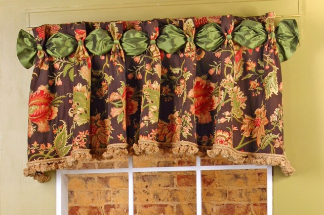 Curtain Sewing Patterns Pate Meadows Design Pattern Dana Curtain Valance Patterns