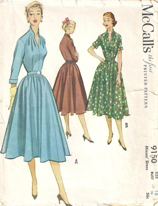 Designer Sewing Patterns Vintage Vogue Designer Patterns Vintage Sewing Patterns 1950s