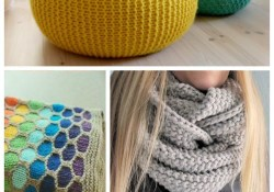 Diy Knitting Projects Easy 15 Knitting Projects To Do This Winter Projects To Try Pinterest