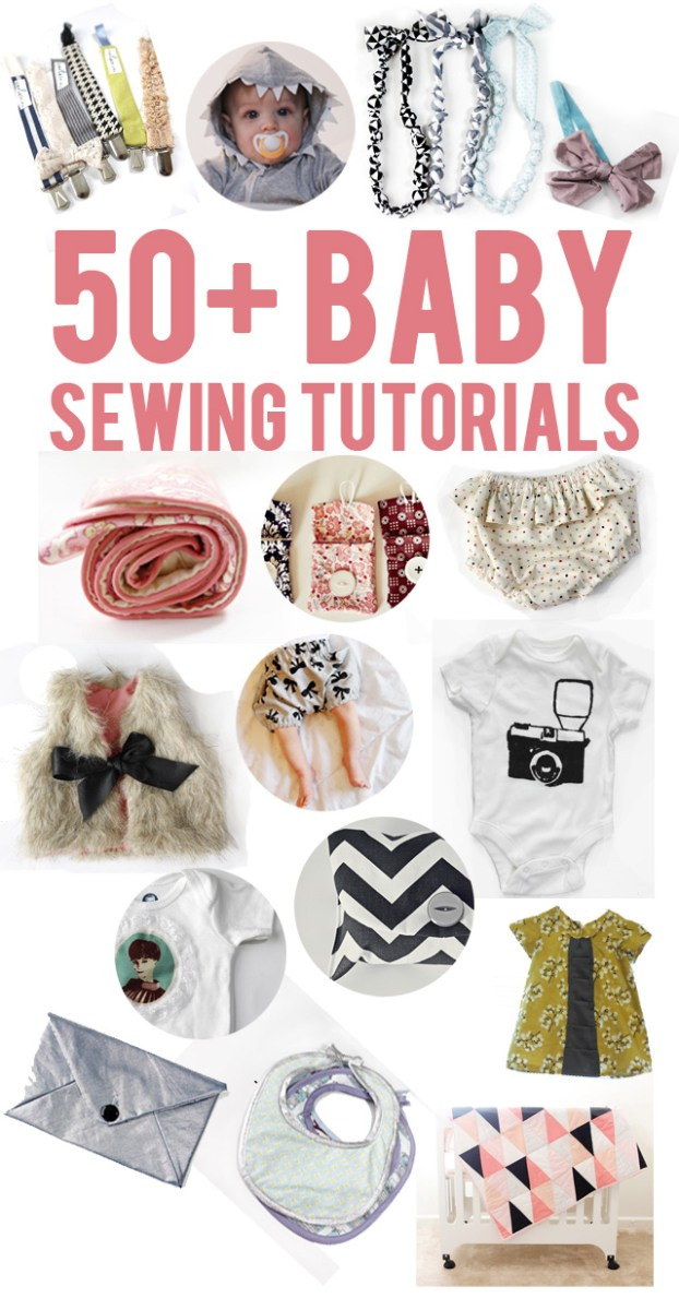 Diy Sewing Projects 20 Free Ba Sewing Projects See Kate Sew