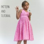 Dress Patterns Sewing Projects 8 Adorable Free Little Girl Dress Patterns Applegreen Cottage