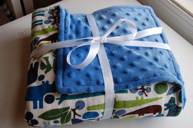 Easy Baby Blanket Sewing Patterns For Beginners Mama Stellato Simple Ba Blanket Tutorial