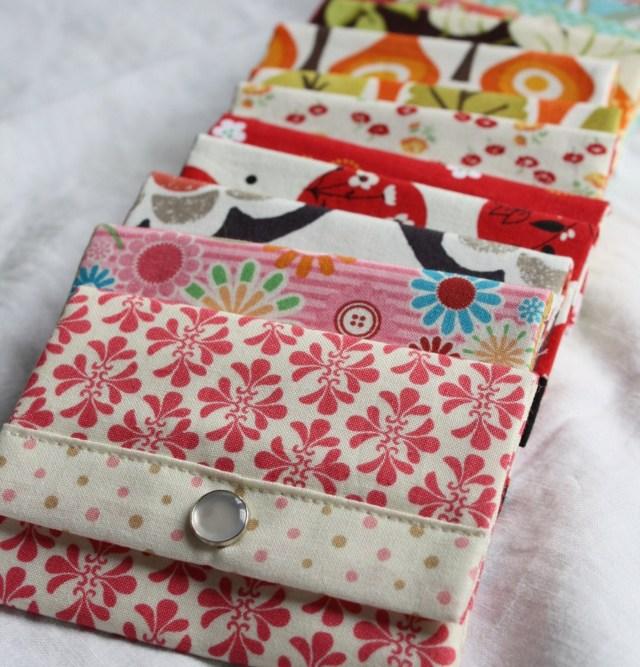 Easy Sew Patterns Wallet Pdf Sewing Pattern Binskis Studio