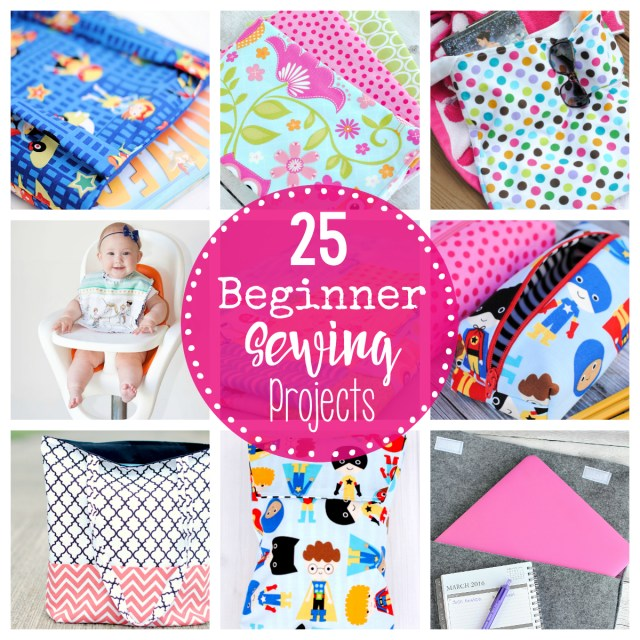 Easy Sewing Patterns For Beginners 25 Beginner Sewing Projects