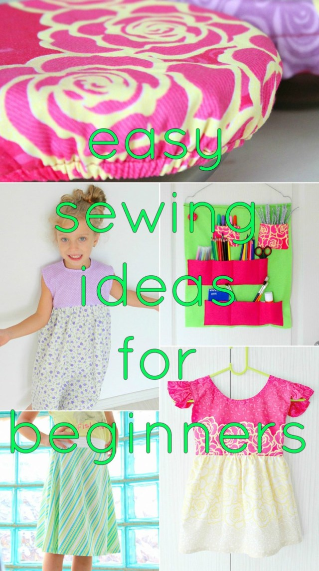 Easy Sewing Patterns For Beginners Beginner Sewing Projects You Should Try Right Now