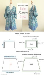 Easy Sewing Patterns Free Free Sewing Pattern Tutorial Free People Inspired Summer Dress