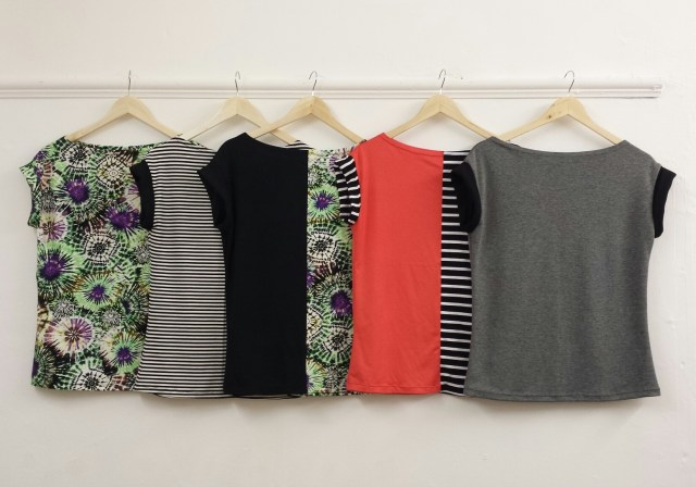 Easy Sewing Patterns How To Sew T Shirts Wendy Ward