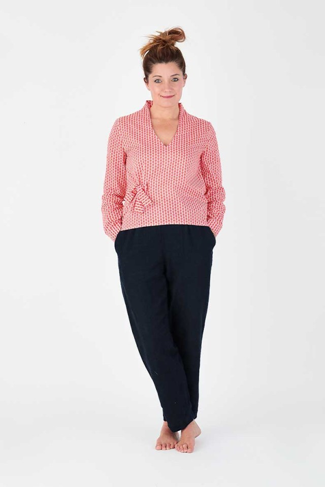 Easy Sewing Patterns Shirts Blouses And Tops Easy Sewing Patterns