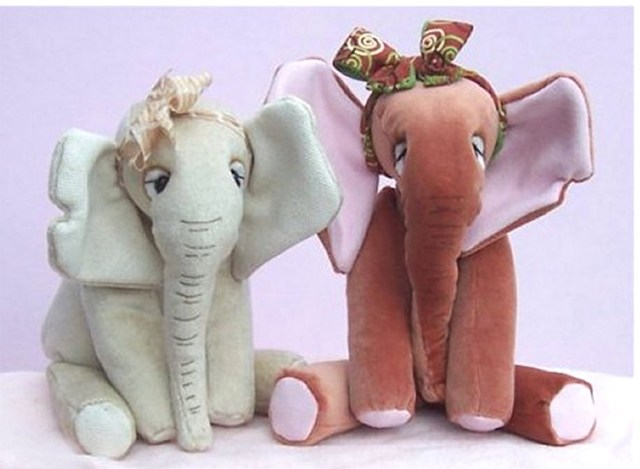Elephant Sewing Pattern Abigail Elephant Soft Toy Sewing Pattern
