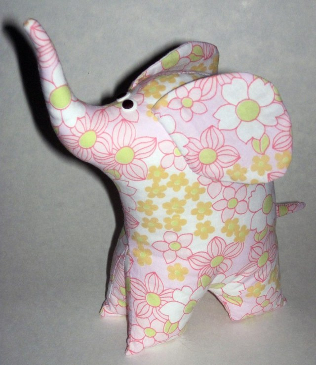 Elephant Sewing Pattern Elephant Sewing Pattern Elephant Pattern Pattern Elephant Etsy