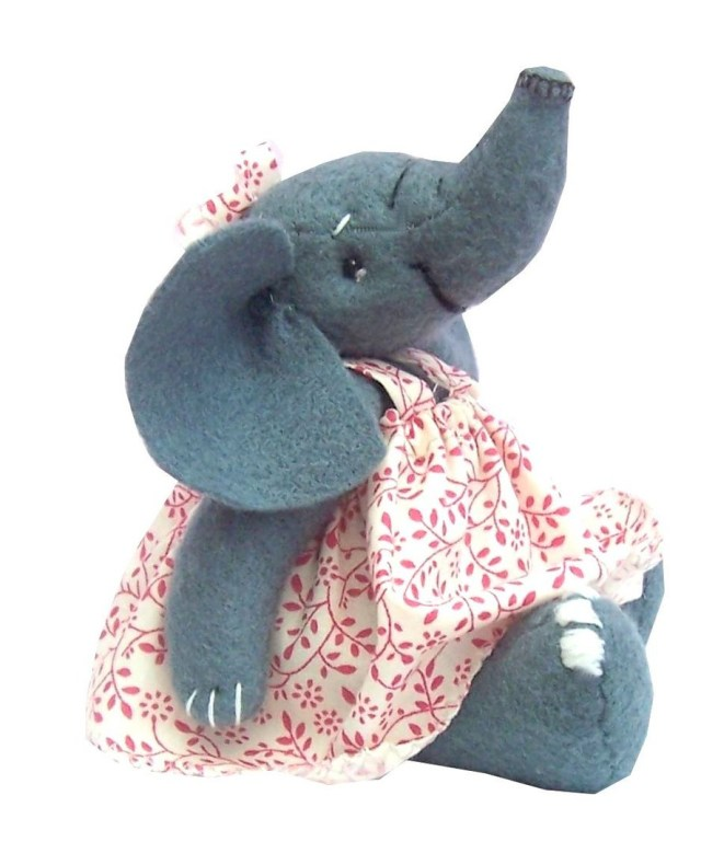 Elephant Sewing Pattern Erica Elephant Sewing Pattern Pcbangles