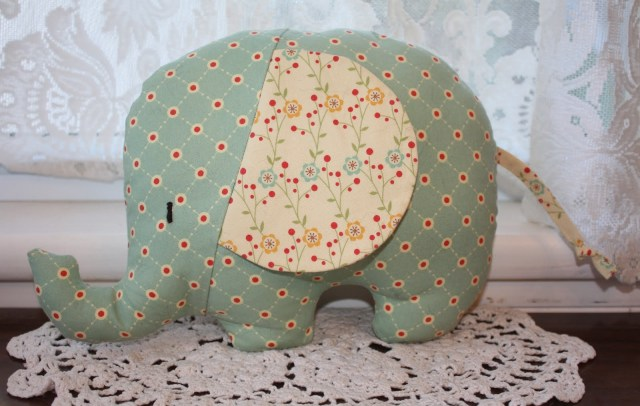 Elephant Sewing Pattern Stuffed Elephant Sewing Pattern Pictures To Pin On For A Ba