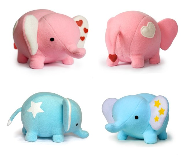Elephant Sewing Pattern Toy Patterns Diy Fluffies Giveaway Love Elephant Sewing