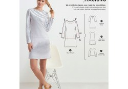 Fashion Sewing Patterns Women Womens Knit Dress Or Top For Design Hacking Simplicity Sewing