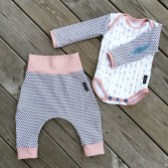 Free Baby Sewing Patterns Love This Free Pattern This Ba Onepiece Is So Fun To Sew You