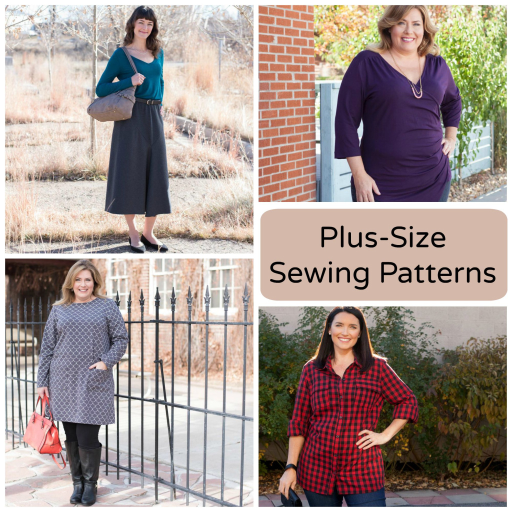24+ Beautiful Image of Free Plus Size Sewing Patterns