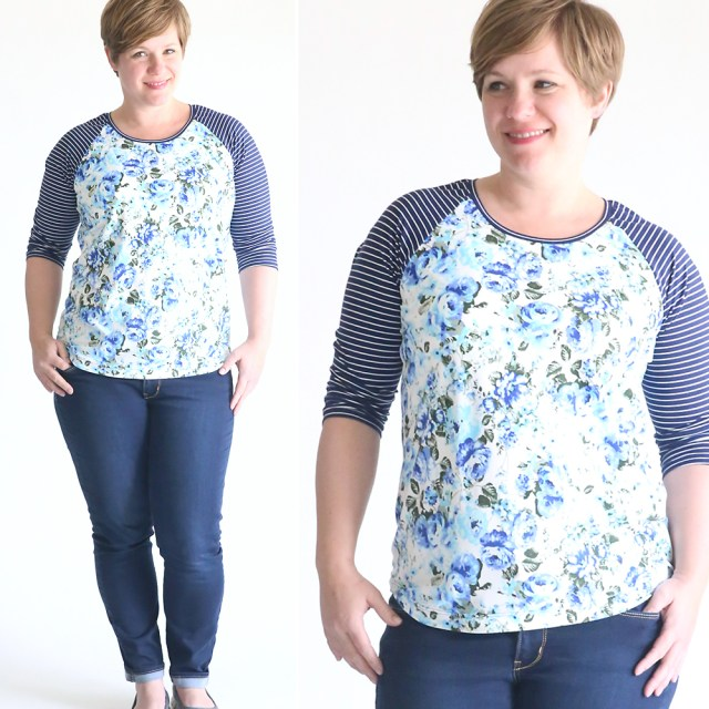 Free Plus Size Sewing Patterns Free Raglan Tee Shirt Sewing Pattern Womens Size Large Its