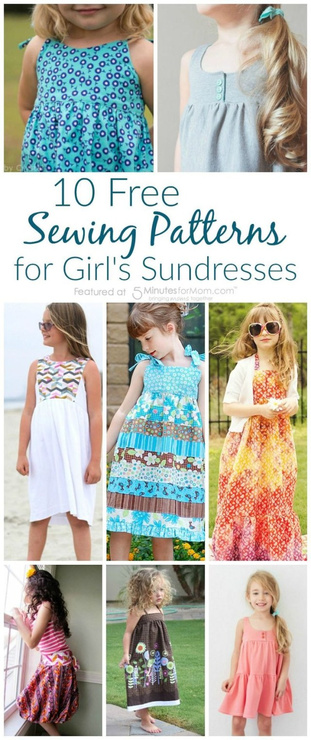 Free Sewing Patterns For Kids Diy Clothing Kids Tutorials 10 Fabulous And Free Sewing Patterns