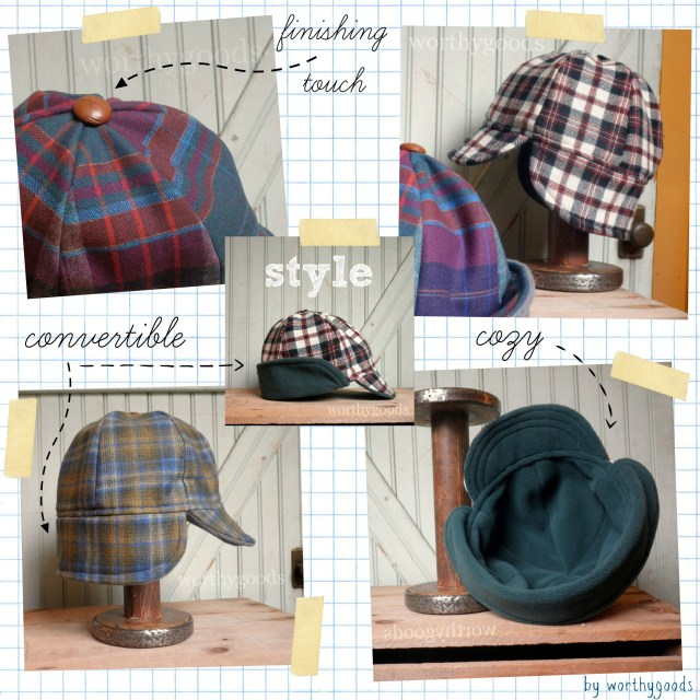 Hat Sewing Patterns Hat Sewing Pattern Worthygoods Textile