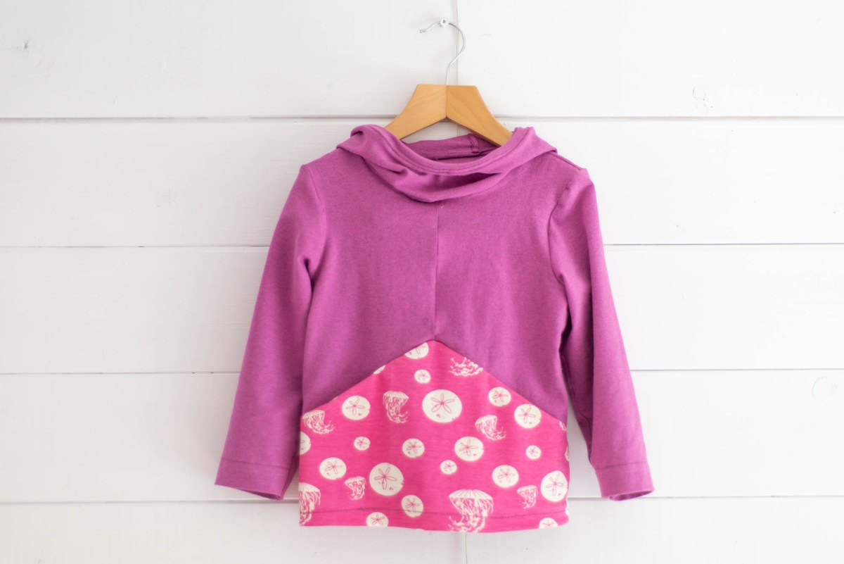 Hoodie Sewing Pattern Sewing With Jersey And Two Stitches Charlie Hoodie Review