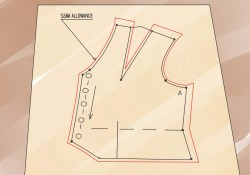 How To Make Sewing Patterns How To Make Sewing Patterns That Fit 8 Steps With Pictures