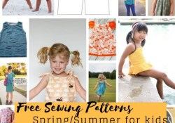 Kids Patterns Sewing Free Free Sewing Patterns For Kids Springsummer 2018 Life Sew Savory
