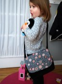 Kids Patterns Sewing Free Kid Sized Messenger Bag Free Pattern And Sewing Tutorial Merriment