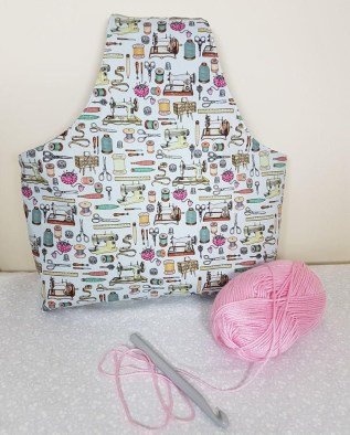 Knitting Bag Sewing Pattern Projects One Yard Yarn Bag Sewing Patterns Yarn Bag Knitted Bags Bag