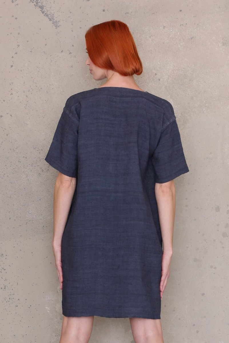 Linen Tunic Sewing Pattern Sewing A Classic Tunic Dress Sewing Patterns Ann Normandy Design