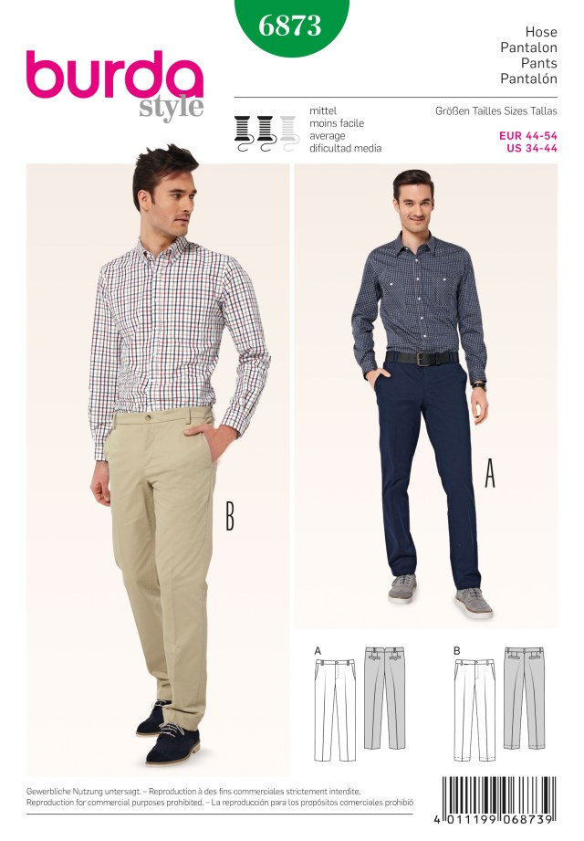 Mens Sewing Patterns Menswear Mens Sewing Patterns Burda Patterns